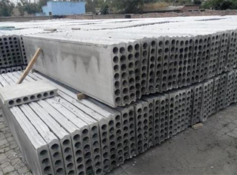 灰渣混凝土空心隔墙板