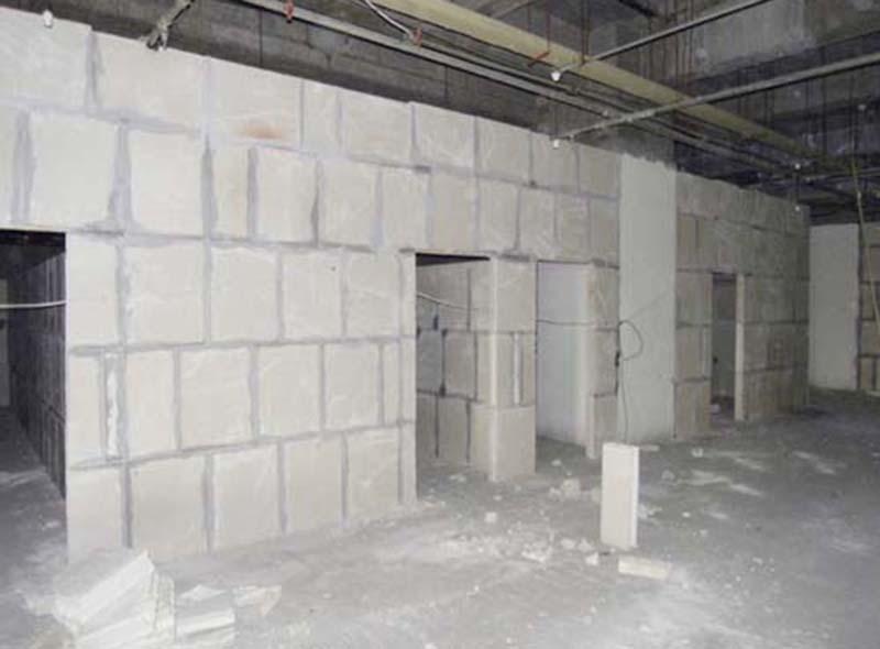 防火隔墙砖